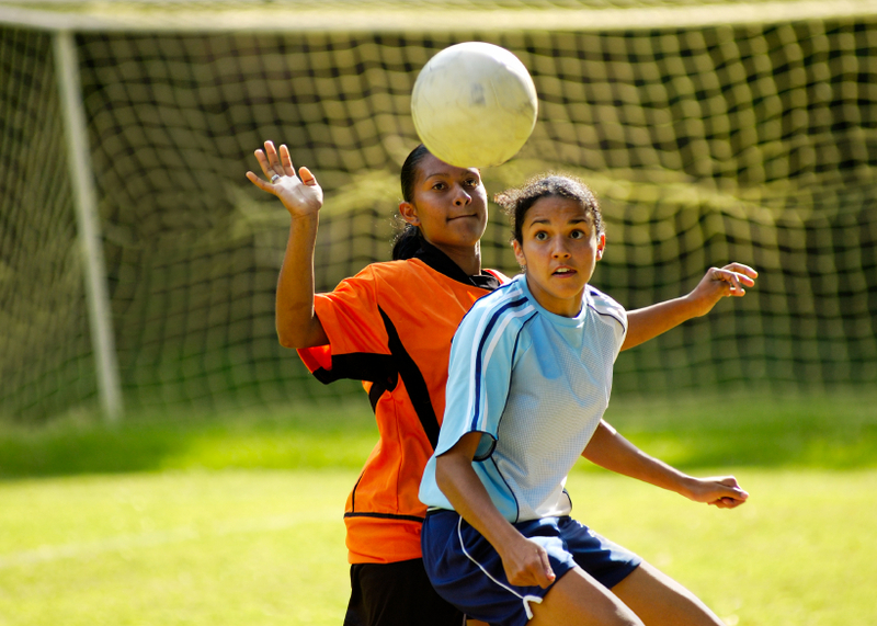 Olympic traits and sports benefits for girls